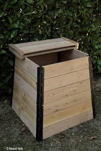 Composteur De Balcon : composteur de jardin ~ Melissatoandfro.com Idées de Décoration