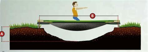 basket tappeti elastici tappeto elastico chion inground 270 berg