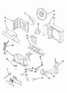 Whirlpool Model Acu088pr1 Air Conditioner