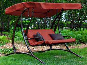 outdoor patio swing chair patio swing chair wood octagon