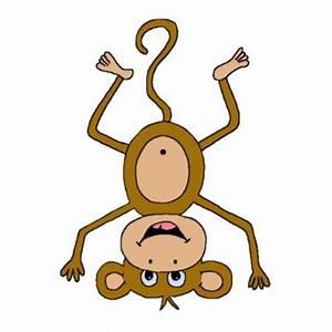 Hanging Monkey Cartoon | Clipart Panda - Free Clipart Images