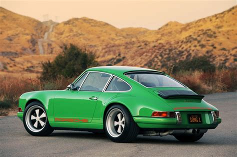 new porsche 911 singer mixes new porsche 911 with old one autoevolution