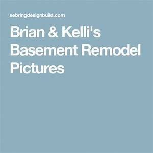 Brian  U0026 Kelli U0026 39 S Basement Remodel Pictures