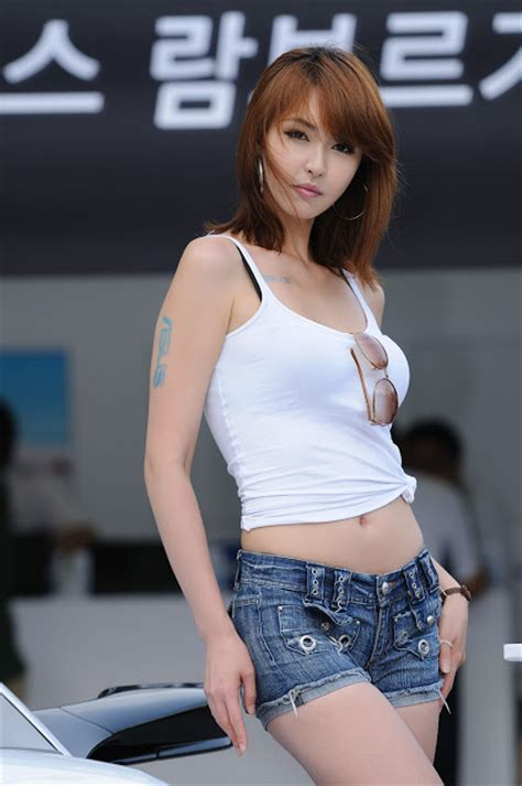 model kang yui korean models  gallery