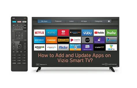 Pluto tv app for windows pc / laptop. How to Add and Update Apps on Vizio Smart TV - TechOwns