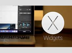 Top 10 OS X Yosemite Notification Center Widgets For Your
