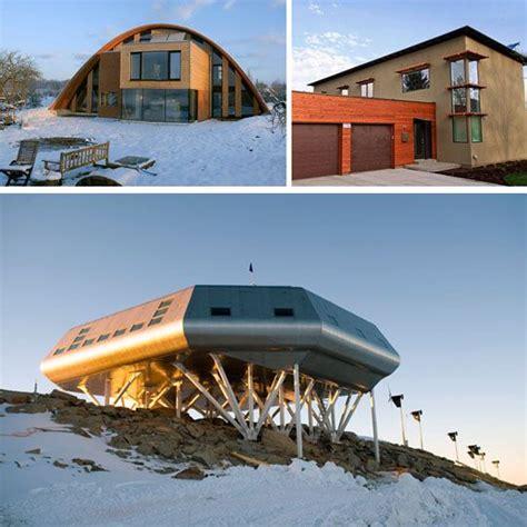 Antarctica Houses