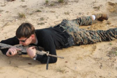 Soldier Low Crawl GIF