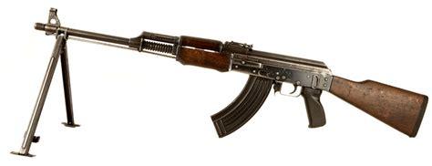 Deactivated 7.62 Rpk Light Support Weapon
