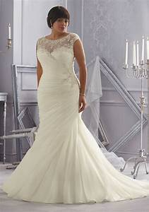 morilee bridal crystal beaded embroidery on organza With organza wedding dresses
