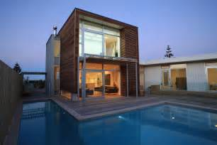 Modern Architectural House Designs by Waimarama House Architecture Style