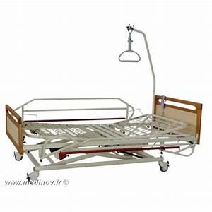 Lit Medicalise 120 : location de lit m dicalis largeur 120 cm ~ Premium-room.com Idées de Décoration