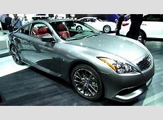 2015 Infiniti G37 coupe – pictures, information and specs