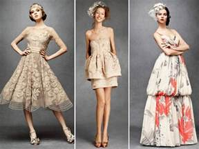 anthropologie wedding dress stunning vintage inspired bridesmaids 39 dresses by bhldn onewed