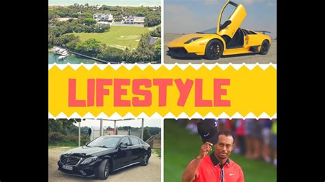 Tiger Woods,Lifestyle, Income, Cars, Education, Family ...