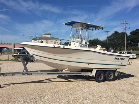 Sea Pro Boats For Sale In Florida by Used Sea Pro Boats For Sale 4 Boats
