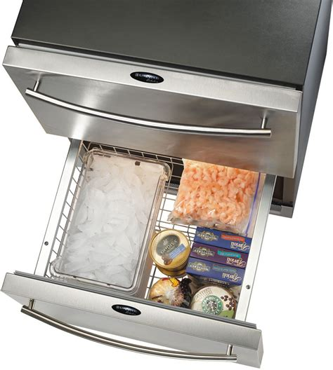 cdwrol   built  combo ice maker