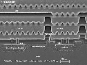 A Tech Walkthrough Of Metal Gate I  O Transistors