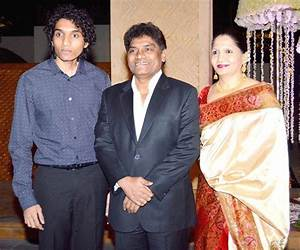 Johnny Lever with wife Sujata and son | Bollywood ...