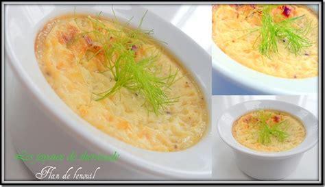 cuisine le fenouil flan de fenouil blogs de cuisine