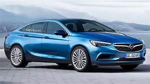 Opel Insignia 2017 : all new 2017 opel vauxhall insignia grand sport will debut at geneva ~ Medecine-chirurgie-esthetiques.com Avis de Voitures