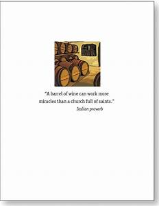 1000+ images ab... Wine Barrels Quotes