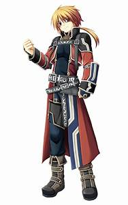 Wilfred Dion from Kamidori Alchemy Meister