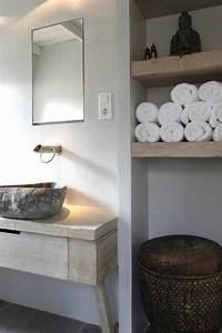 le lavabo en pierre en 61 photos et des astuces deco With modele de maison en l 17 choisissez un joli lavabo retro pour votre salle de bain