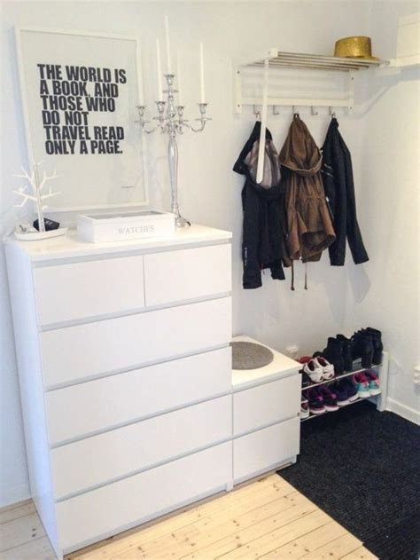 Ikea Schrank Garderobe by Flur Einrichten Ideen Und Vorschl 228 Ge Flur Garderobe