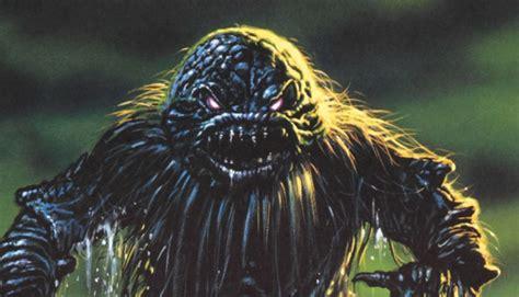 los monstruos  viven en el oceano cuya unica mision es