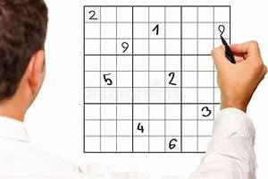 Von Hand Kreuzworträtsel : sudoku l sen stockbild bild von labyrinth mathematik 17269467 ~ Eleganceandgraceweddings.com Haus und Dekorationen
