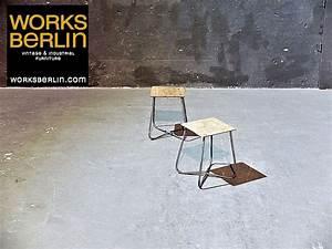 Vintage Industrial Möbel : vintage hocker echte vintage industriem bel industrielle hocker kaufen ~ Bigdaddyawards.com Haus und Dekorationen