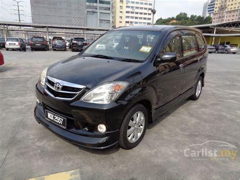 Avanza Modified Malaysia by Toyota Avanza 2009 G 1 5 In Kuala Lumpur Automatic Mpv