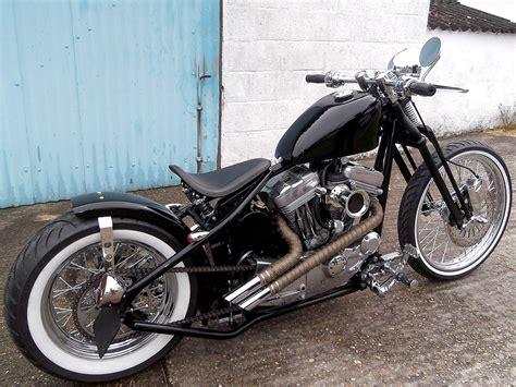 Plain Jane, Harley Davidson Sportster, Springer Bobber