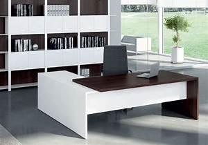 Meuble Bureau Design : mobilier bureau moderne design meuble bureau et bureau ~ Melissatoandfro.com Idées de Décoration