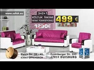 Safak Möbel Duisburg : safak mobilya spot doovi ~ Frokenaadalensverden.com Haus und Dekorationen