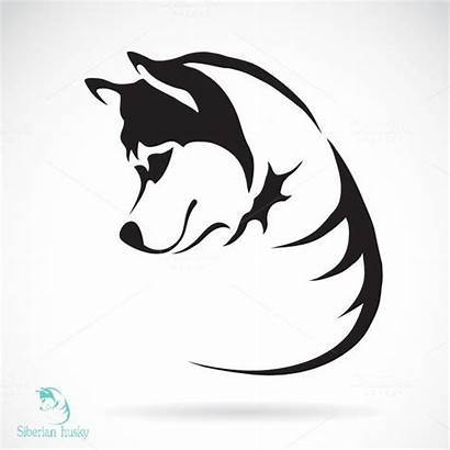Husky Tattoo Siberian