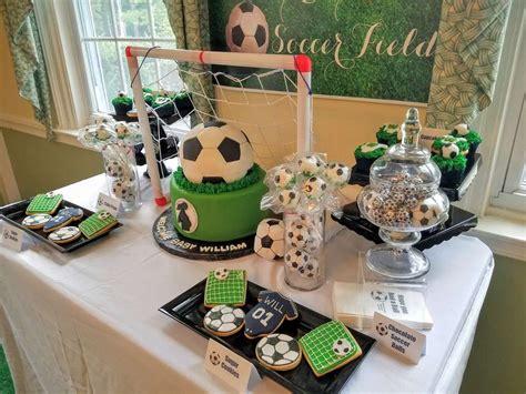 soccer baby shower sport soccer baby shower ideas in 2019 showers