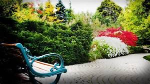 1920x1080 Beautiful Park Garden 1080P full HD Wallpapers
