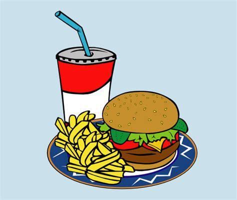 animation cuisine fast food menu sles ff menu clip at clker com