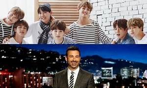 BTS Is Confirmed to Appear on u0026#39;Jimmy Kimmel Live!u0026#39; - WSTale.com