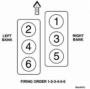 Firing Order  Firing Order For A 2006 2 7 Dodge Charger