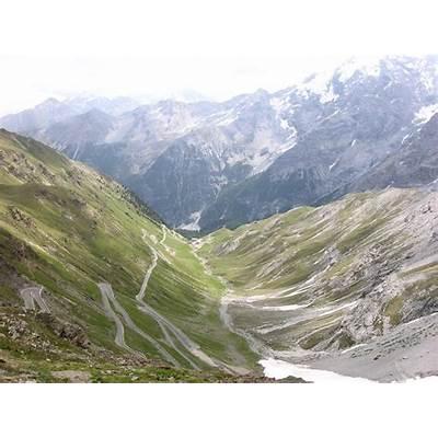 Panoramio - Photo of Stelvio Pass