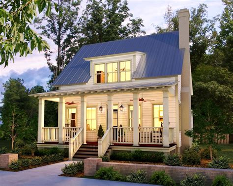 Cute Cottage Style Home Plans