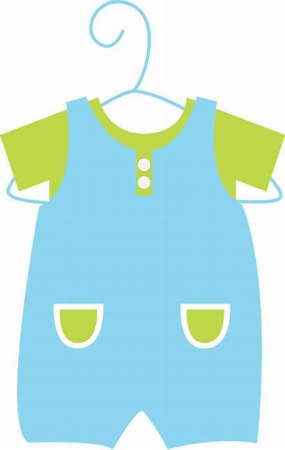 Boy Clipart Clothes Clip Shower Onesie Para