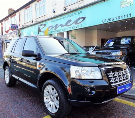 how it works cars 2008 land rover freelander interior lighting land rover freelander td4 hse automatic 2008 1 former keeper full service history stunning
