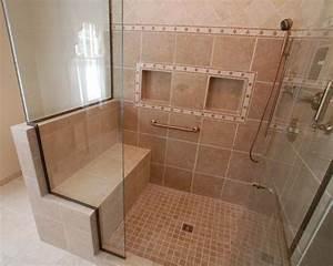 U201cneed A Bench  Storage Space Inside Shower  U201d  U201cshower Tile