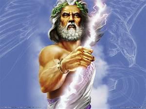 Zeus - Greek Mythology Wallpaper (687267) - Fanpop