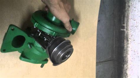 turbina turbocharger variavel volvo penta  motor