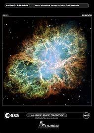 Hubble Space Telescope Crab Nebula